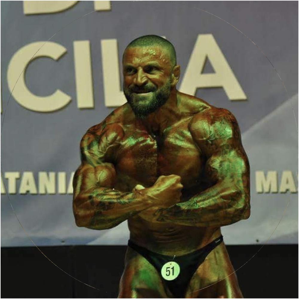 carmelo pulvirenti atleta inject nutrition