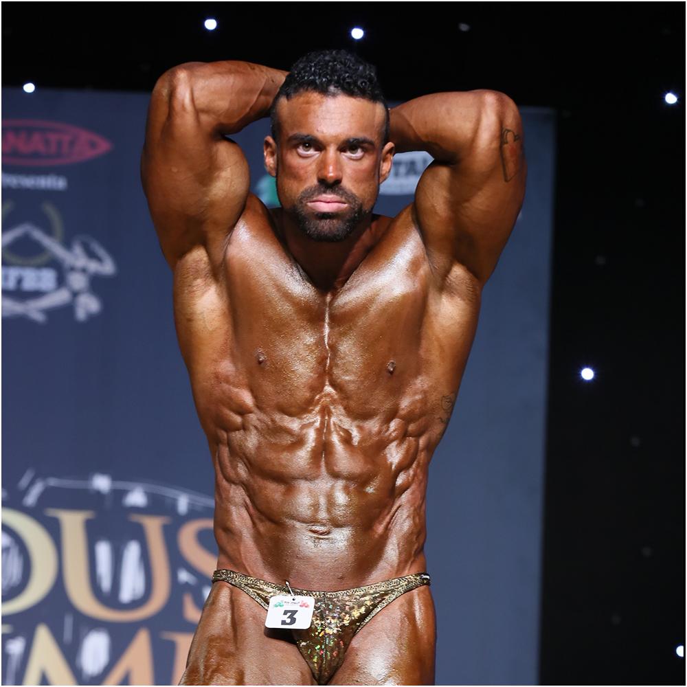 marco buscema atleta inject nutrition