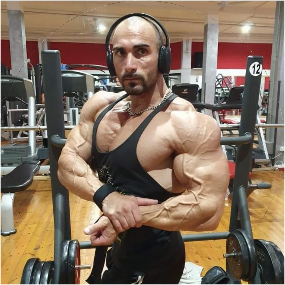 simone schilirò atleta inject nutrition