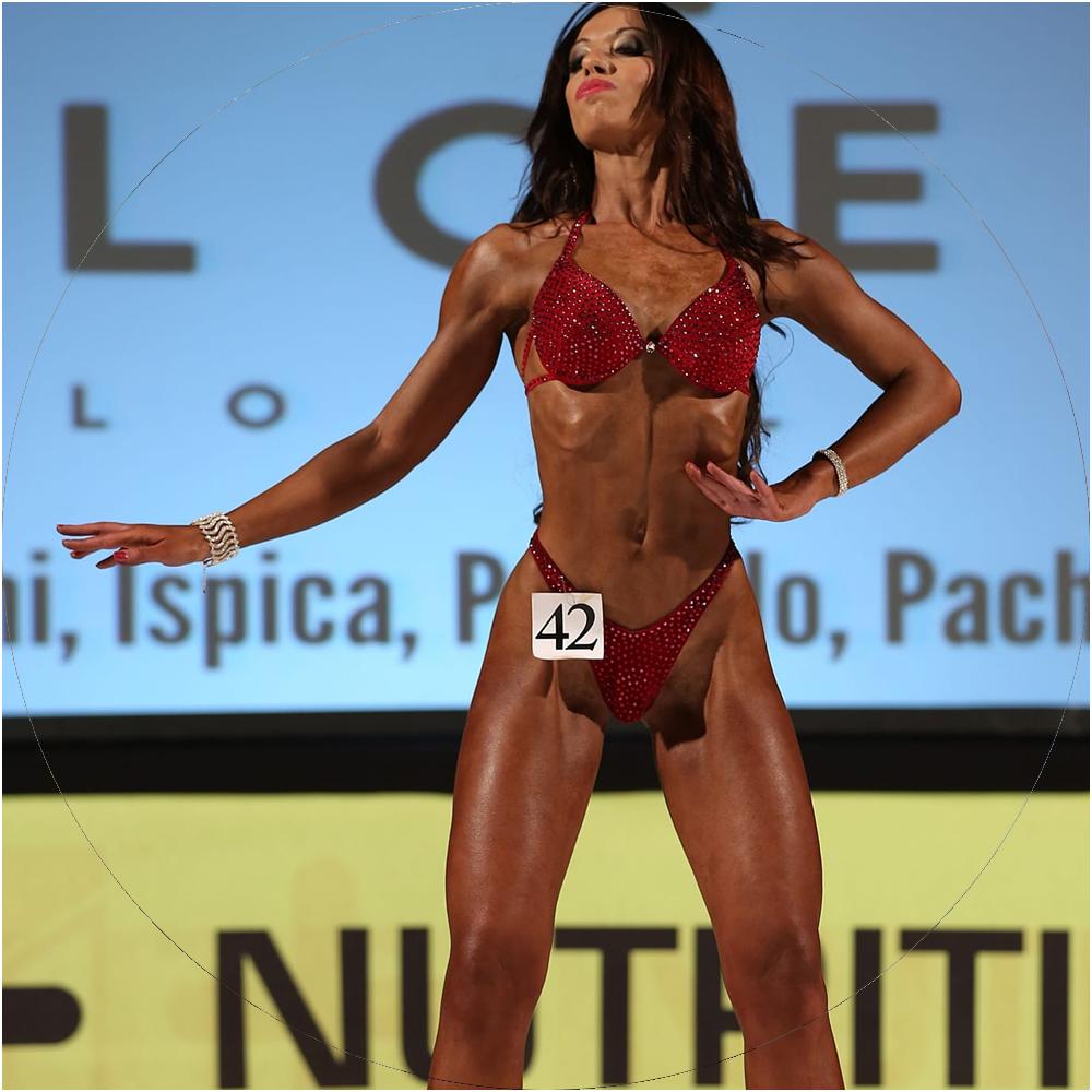 veronica ghiani atleta inject nutrition
